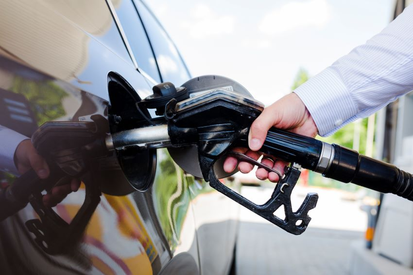 Gasolina o diésel coche